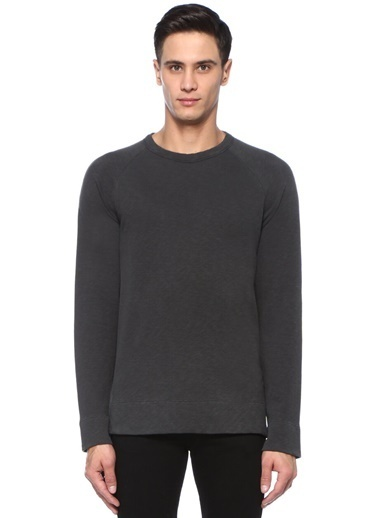 James Perse Sweatshirt Antrasit